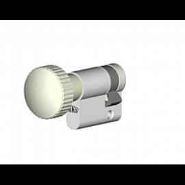 Demi-cylindre à bouton BKS B 3018