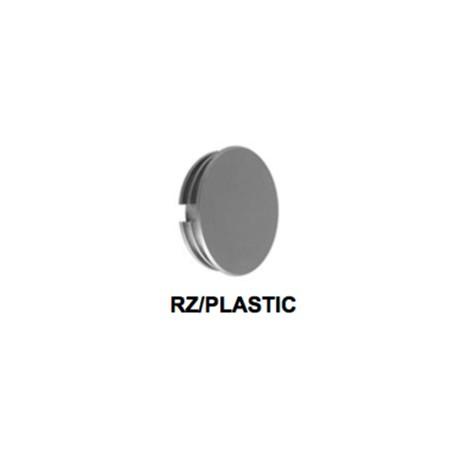 Bouchon inox ø 22 mm, Nickal RZ/PLASTIC