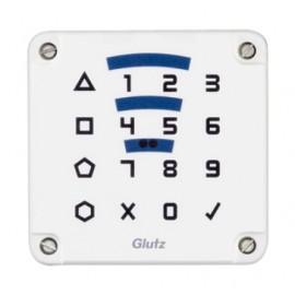 Lecteur RFID/Code batterie, GLUTZ 82400