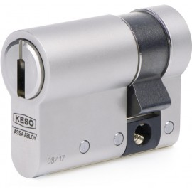 KESO 8000 demi-cyl 81.B14 avec protection anti-arrachage