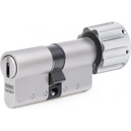 KESO 8000 cyl. à bouton 81.B19 avec protection anti-arrachage