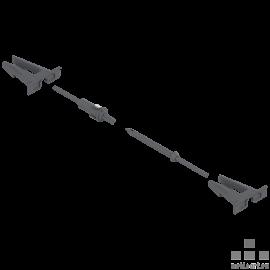 BLUM MOVENTO TIP-ON-Synchro-Set T57.7400