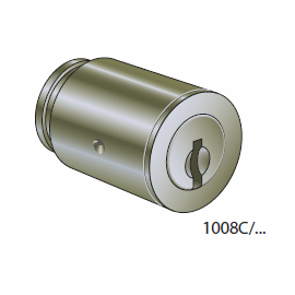Cylindre à visser 1008C/25, KABA 8