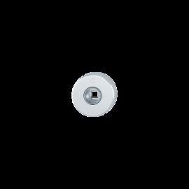 Rosace de poignée ronde Hoppe 42KV
