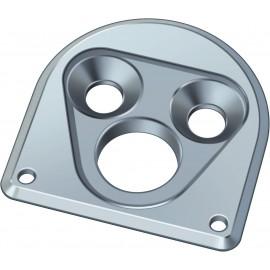 Plaque de fixation pour cylindre extérieur (1159)