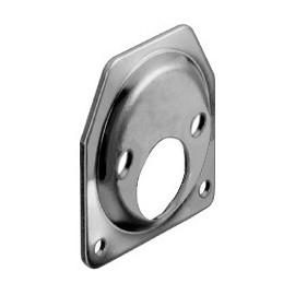 Plaque de fixation pour cylindre extérieur (1154)