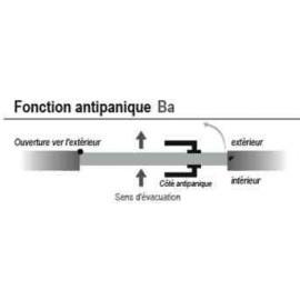 Fonction antipanique B