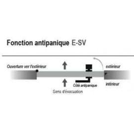 Fonction antipanique E-SV